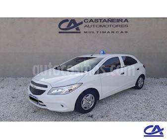 Chevrolet Onix LS Joy + usado (2017) color Blanco precio $568.000