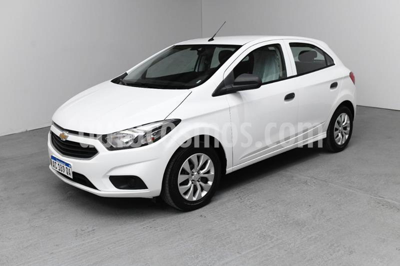 Chevrolet Onix LT usado (2018) color Blanco precio $885.000