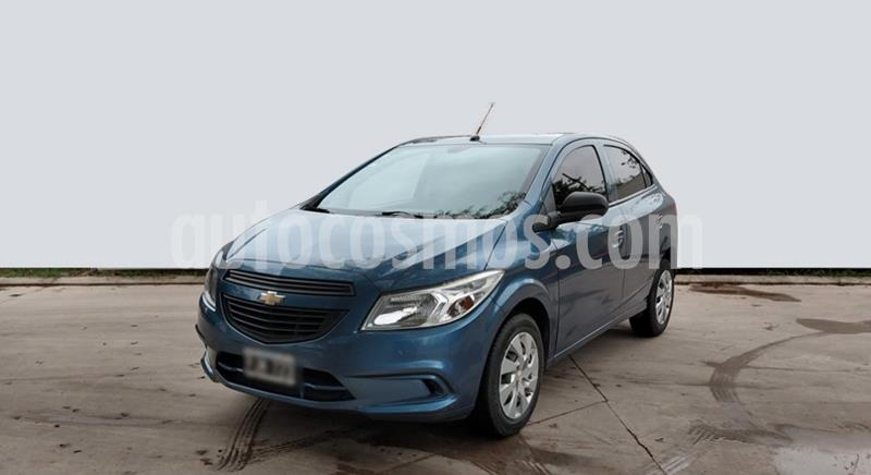 Chevrolet Onix 1.2 LT usado (2015) color Azul precio $670.000