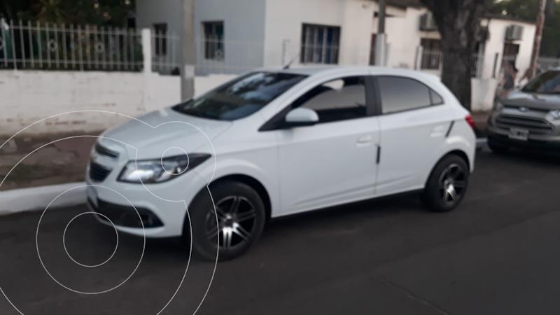 Chevrolet Onix LTZ usado (2016) color Blanco Summit precio $950.000