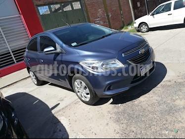 Chevrolet Onix LT usado (2016) color Azul precio $330.000