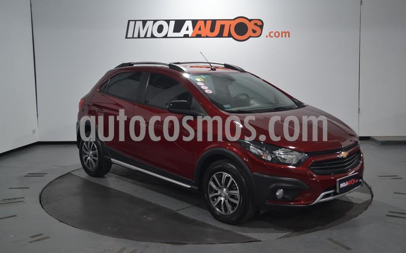 Chevrolet Onix Activ usado (2017) color Rojo precio $1.120.000