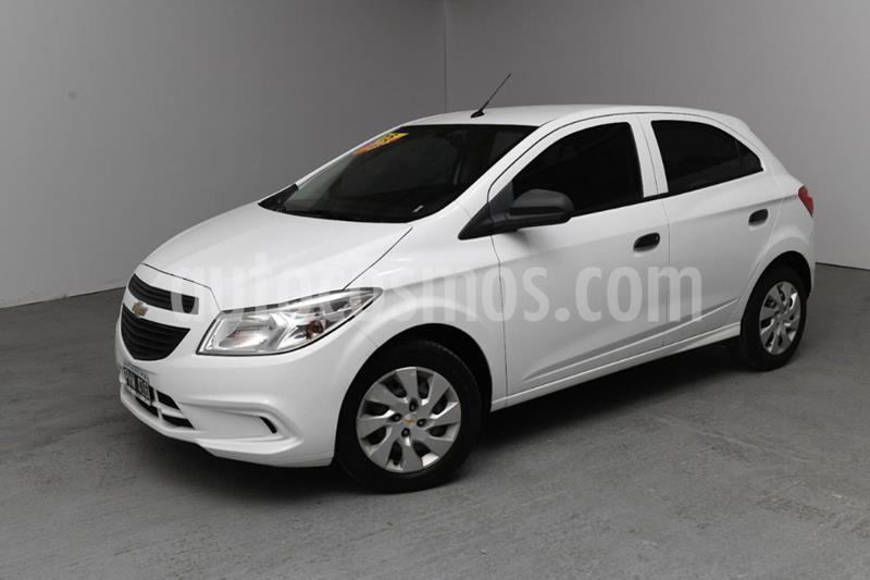 Chevrolet Onix 1.2 LT usado (2015) color Blanco precio $660.000