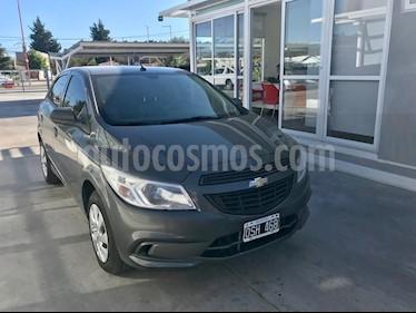 Chevrolet Onix 1.2 LT usado (2015) color Gris Oscuro precio $495.000
