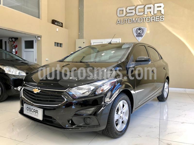 Chevrolet Onix LT usado (2019) color Negro precio $1.185.000