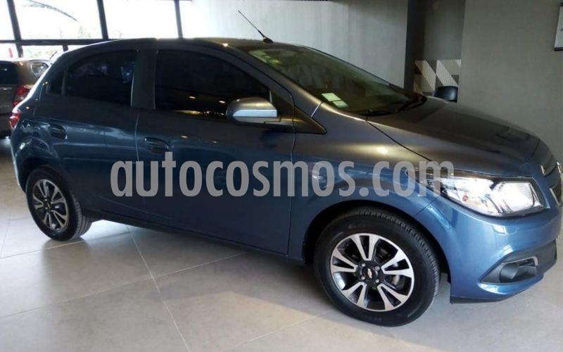 Chevrolet Onix LTZ usado (2016) color Azul precio u$s6.000