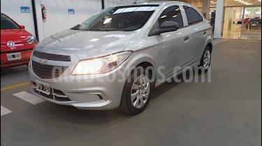 Chevrolet Onix LT usado (2014) color Gris precio $430.000