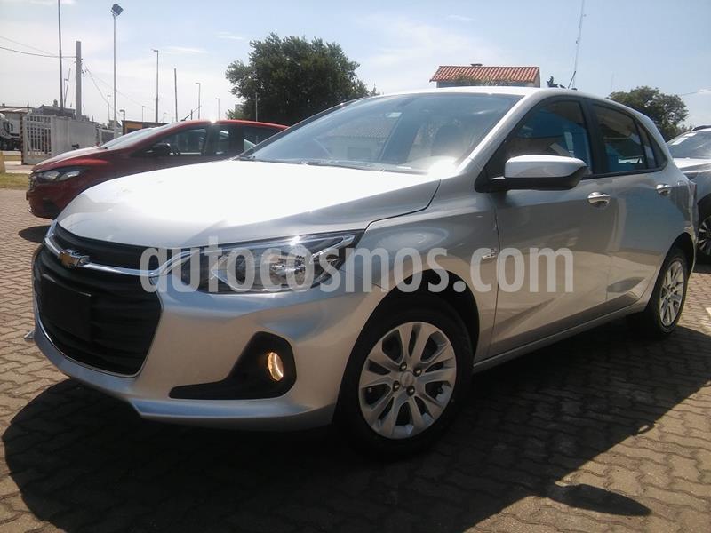 Chevrolet Onix 1.2 LT nuevo color Blanco Summit precio $1.170.000