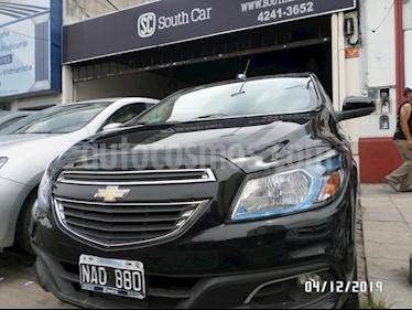 Chevrolet Onix LTZ usado (2013) color Negro precio $250.000