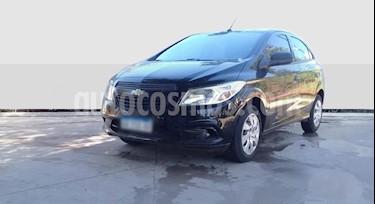Chevrolet Onix 1.2 LT usado (2016) color Negro precio $540.000