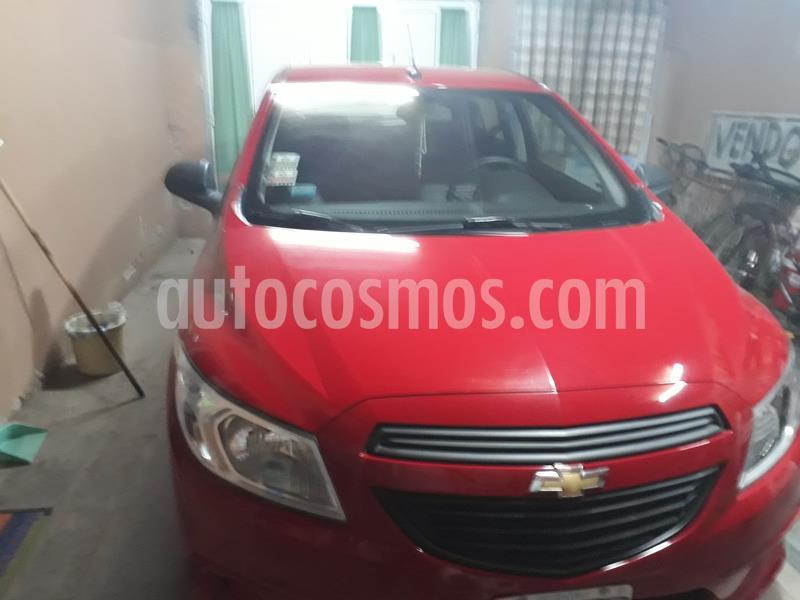 Chevrolet Onix LTZ usado (2015) color Rojo precio $850.000