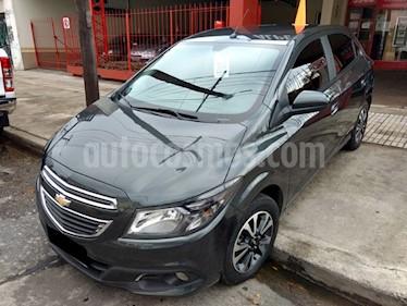 Chevrolet Onix LTZ usado (2016) color Gris precio $680.000