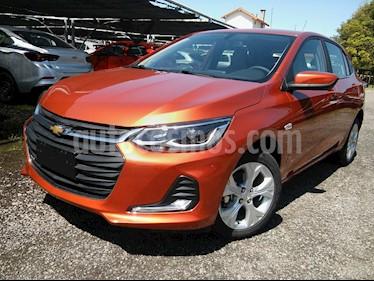 Chevrolet Onix 1.0T Premier I nuevo color Plata Switchblade precio $1.200.000