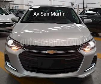 Chevrolet Onix 1.0T Premier II nuevo color A eleccion precio $1.689.900