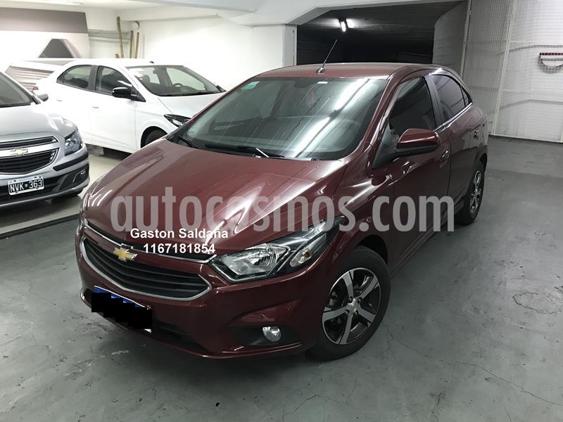 Chevrolet Onix LTZ usado (2016) color Rojo precio $685.000