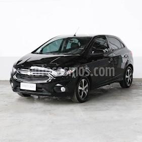 Chevrolet Onix LTZ Aut usado (2017) color Negro precio $879.000