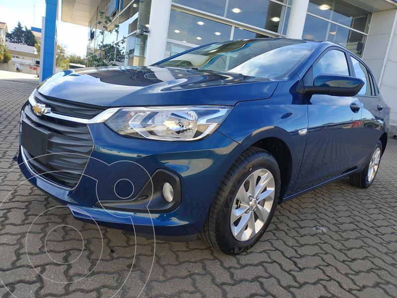 Foto Chevrolet Onix 1.0 LTZ Aut nuevo color Azul precio $2.100.000