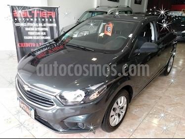 Chevrolet Onix LT usado (2018) color Gris Oscuro precio $599.000