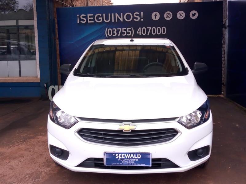 Chevrolet Onix 1.4 LT MT5 (98cv) usado (2018) color Blanco precio $910.000