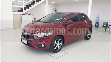 Chevrolet Onix LTZ usado (2017) color Rojo precio $590.000