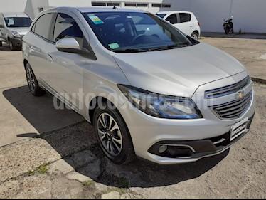 Chevrolet Onix LTZ usado (2014) color Plata precio $490.000