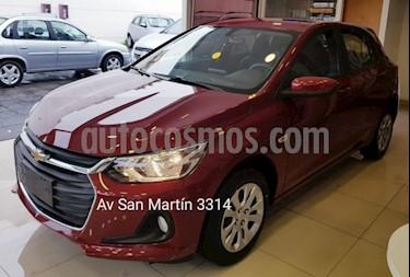 Chevrolet Onix 1.2 LT Pack Tech OnStar nuevo color A eleccion precio $875.700