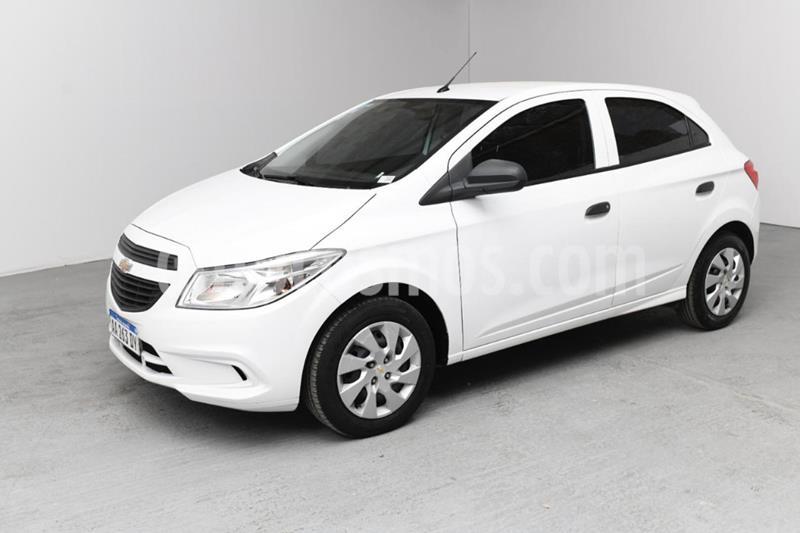 Chevrolet Onix 1.2 LT usado (2016) color Blanco precio $720.000