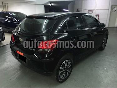Chevrolet Onix LTZ Aut usado (2014) color Negro precio $529.000