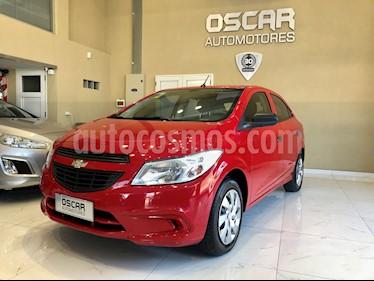 Chevrolet Onix LT usado (2013) color Rojo precio $499.000