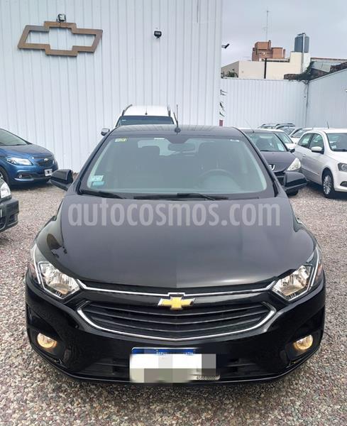 Chevrolet Onix LTZ usado (2020) color Negro precio $899.900