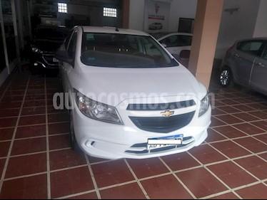 Chevrolet Onix LS Joy + usado (2017) color Blanco precio $550.000