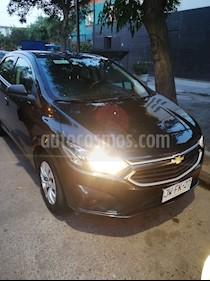 Chevrolet Onix 1.4L LT usado (2017) color Gris Oscuro precio $6.100.000