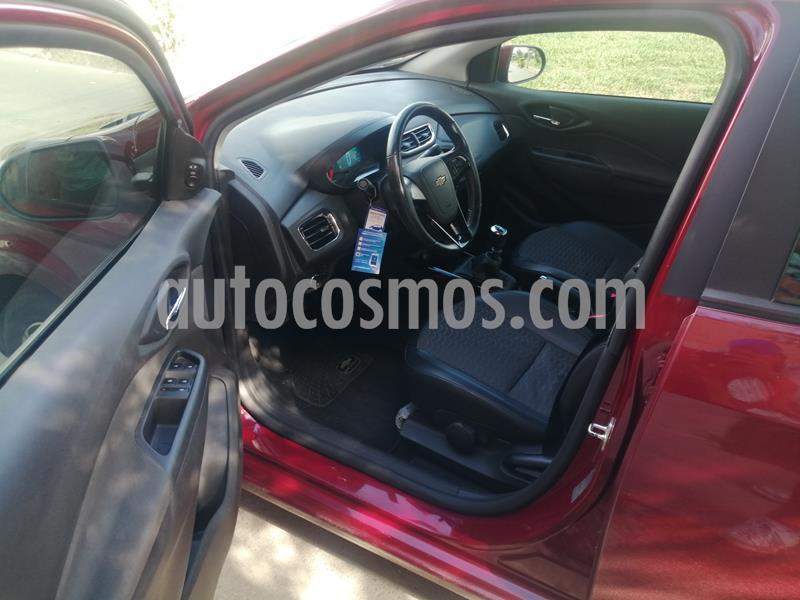 Chevrolet Onix 1.4 LTZ  usado (2017) color Rojo precio $35.000.000