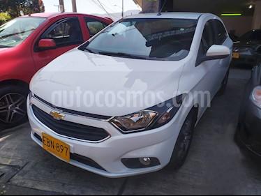 Chevrolet Onix 1.4 LTZ Aut  usado (2018) color Blanco precio $42.500.000
