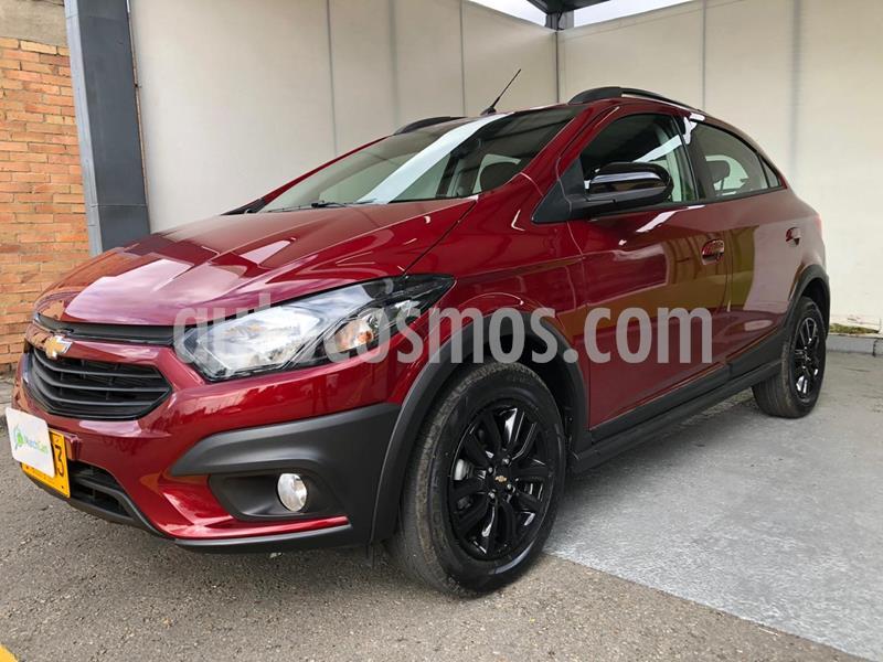Chevrolet Onix Active usado (2020) color Rojo precio $51.490.000