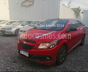 Foto venta Auto usado Chevrolet Onix Effect (2016) color Rojo Chili precio $495.000