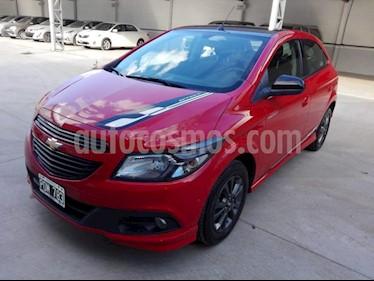Foto venta Auto Usado Chevrolet Onix Effect (2016) color Rojo precio $354.000