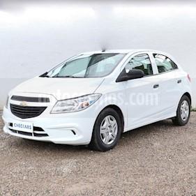 Foto venta Auto usado Chevrolet Onix LS Joy + (2018) color Blanco precio $380.000