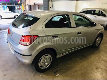 Foto venta Auto usado Chevrolet Onix LS Joy + (2017) color Gris precio $329.000