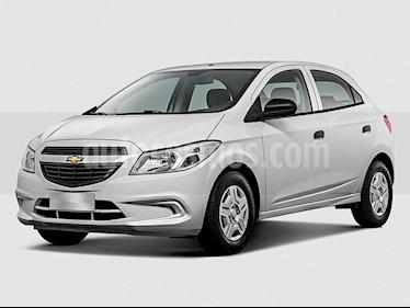 Foto venta Auto usado Chevrolet Onix LS Joy + (2019) color Blanco precio $583.400