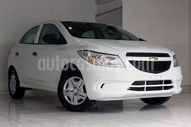 Foto venta Auto usado Chevrolet Onix LS Joy + (2019) color Blanco precio $425.000