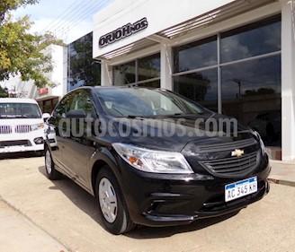 Foto venta Auto usado Chevrolet Onix LS Joy (2018) color Negro precio $428.000