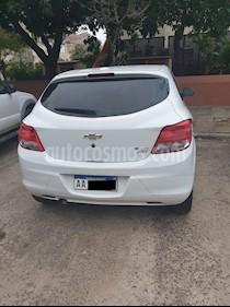 Chevrolet Onix Joy LS usado (2016) color Blanco precio $315.000