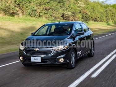 Foto venta Auto Usado Chevrolet Onix LS Joy (2018) color Gris Claro precio $360.000