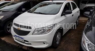Foto venta Auto Usado Chevrolet Onix LS Joy (2018) color Blanco precio $315.000