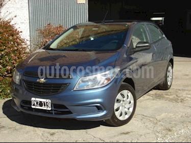 Foto venta Auto usado Chevrolet Onix LT (2016) color Azul precio $160.000