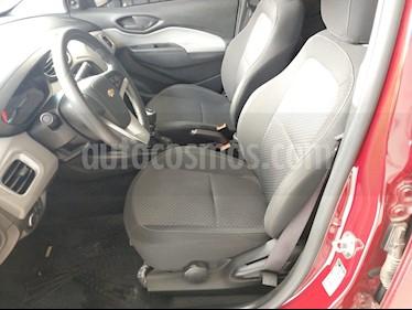 Foto venta Auto usado Chevrolet Onix LT (2017) color Rojo precio $420.000