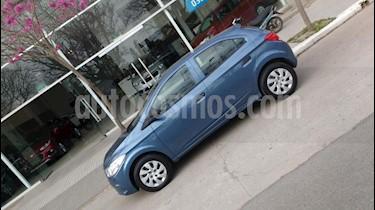 Foto venta Auto usado Chevrolet Onix LT (2016) color Azul Celeste precio $420.000
