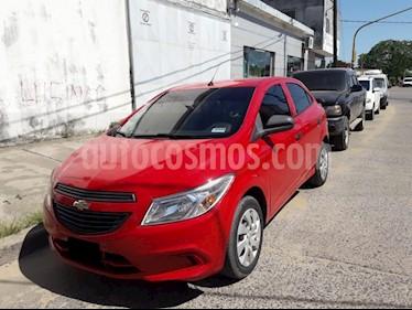 Foto venta Auto Usado Chevrolet Onix LT (2014) color Rojo precio $260.000
