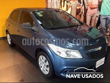 Foto venta Auto usado Chevrolet Onix LT (2013) color Celeste precio $315.000